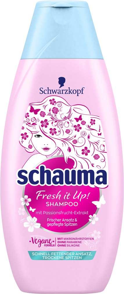 Abbildung des Sortimentsartikels Schwarzkopf Schauma Shampoo Fresh it Up 400ml