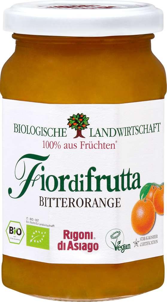Abbildung des Sortimentsartikels Fiordifrutta Fruchtaufstrich Bitterorange Bio 260g