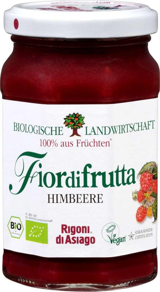 Abbildung des Sortimentsartikels Fiordifrutta Fruchtaufstrich Himbeere Bio 250g