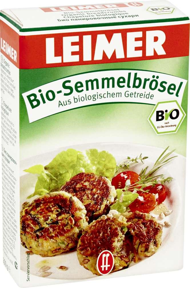 Abbildung des Sortimentsartikels Leimer Bio-Semmelbrösel 200g