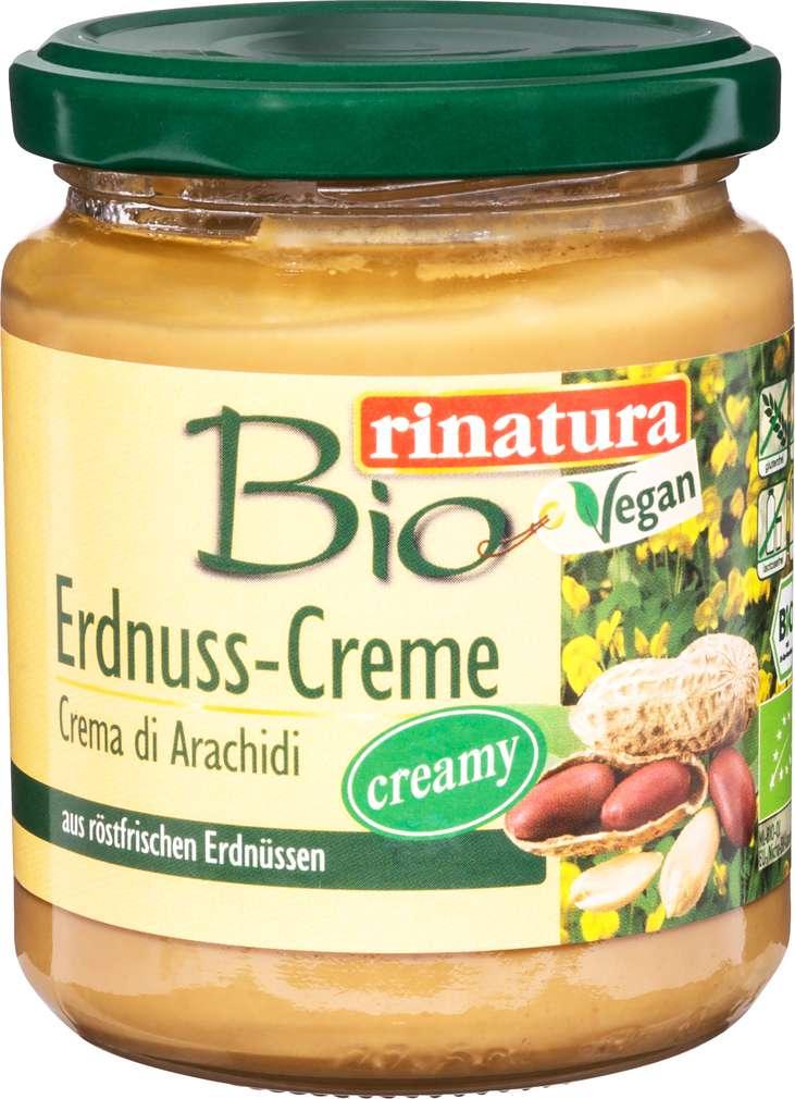 Abbildung des Sortimentsartikels Rinatura Erdnuss-Creme 250g
