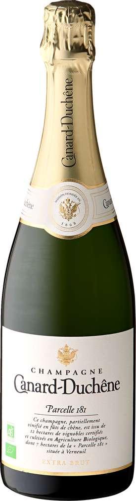 Abbildung des Sortimentsartikels Canard-Duchêne Champagner Extra Brut 0,75