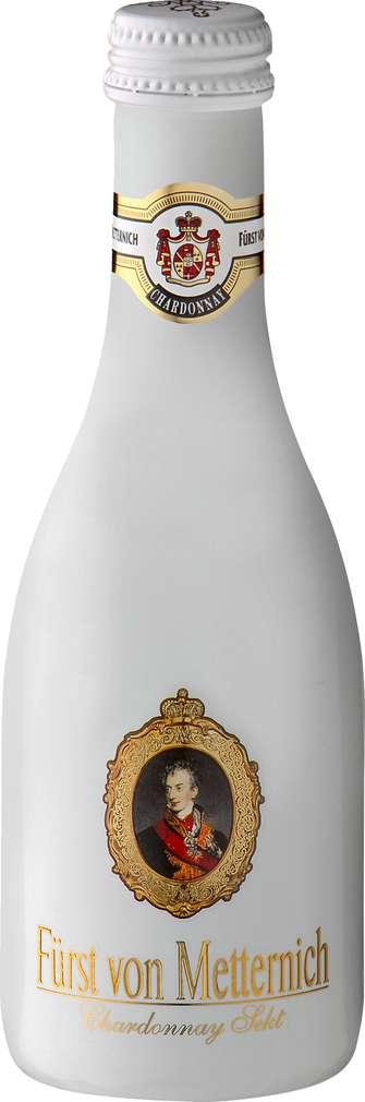 Abbildung des Sortimentsartikels Fürst von Metternich Chardonnay Sekt 200ml