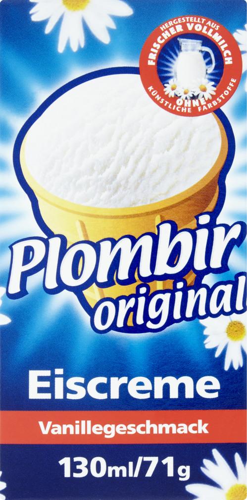 Abbildung des Sortimentsartikels Dovgan Eiscreme mit Vanillegeschmack im Waffelbecher 130ml