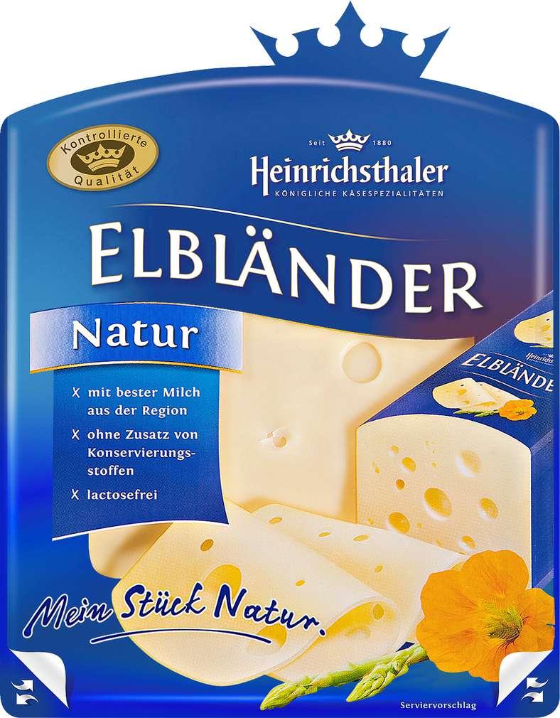 Abbildung des Sortimentsartikels Heinrichsthaler Elbländer Natur 175g