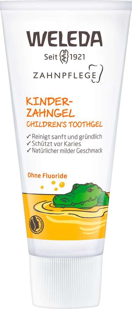 Abbildung des Sortimentsartikels Weleda Kinder-Zahngel 50ml