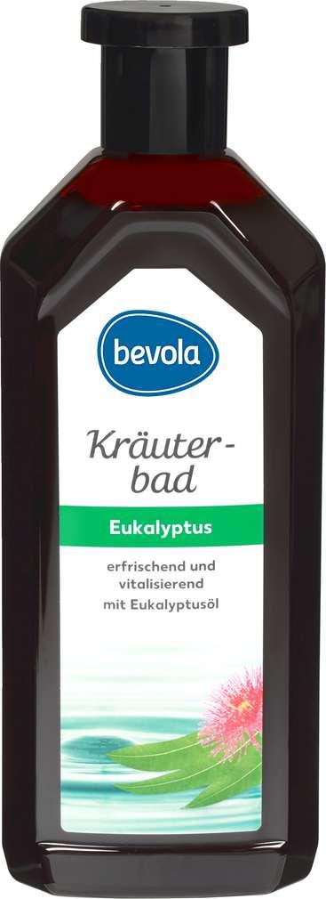 Abbildung des Sortimentsartikels Bevola Kräuterbad Eukalyptus 500ml