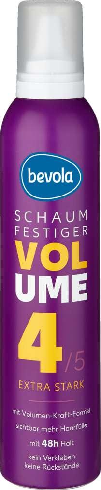 Abbildung des Sortimentsartikels Bevola Schaumfestiger Volumen 250ml