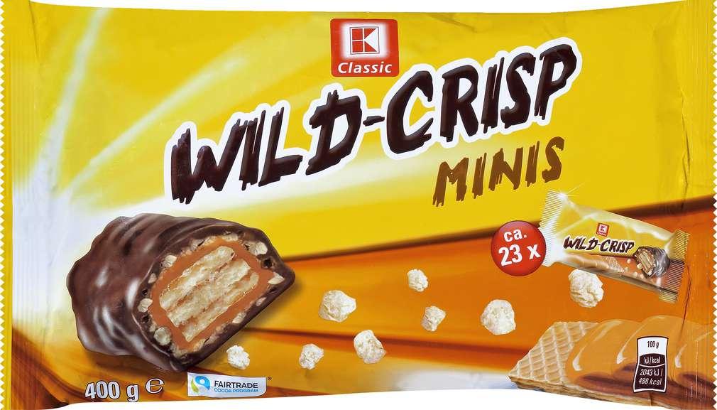 Abbildung des Sortimentsartikels K-Classic Wild-Crips Minis 400g