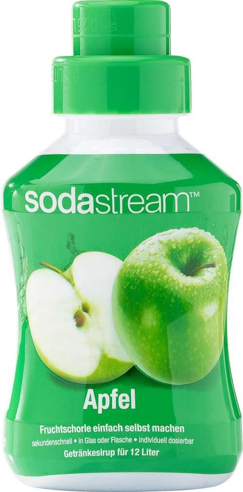 Abbildung des Sortimentsartikels SodaStream Getränkesirup Apfel