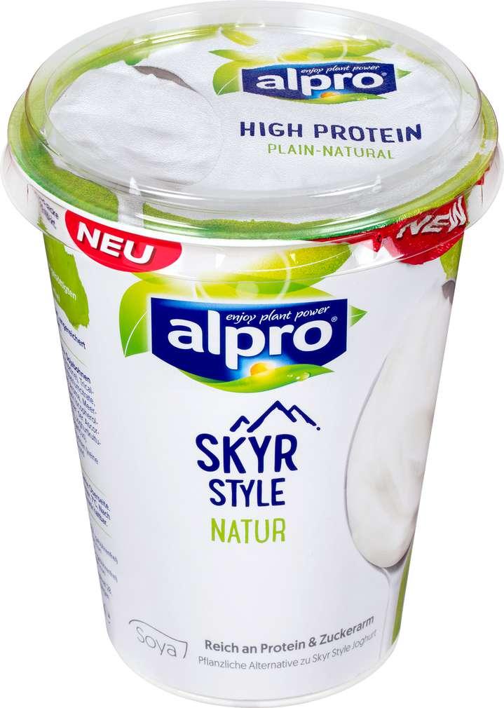 Abbildung des Sortimentsartikels Alpro Skyr Joghurtalternative Natur 400g