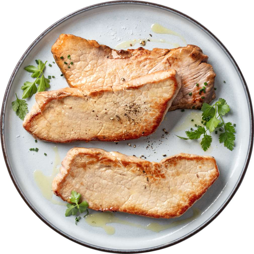 Abbildung des Sortimentsartikels Wertschätze Schweineschnitzel