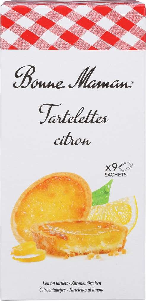 Abbildung des Sortimentsartikels Bonne Maman Tartelettes Citron 125g