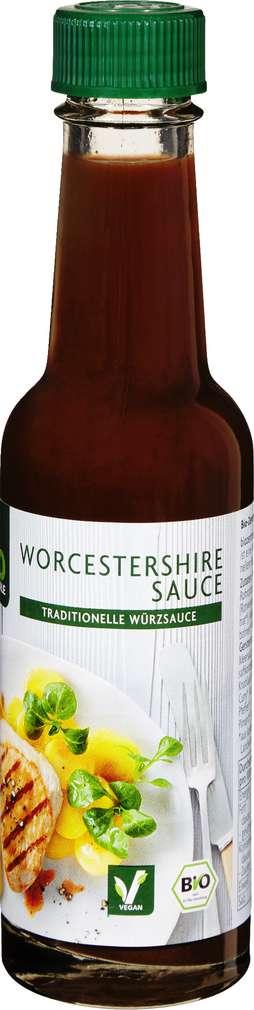 Abbildung des Sortimentsartikels Bio-Zentrale Worcestershire Sauce 140ml