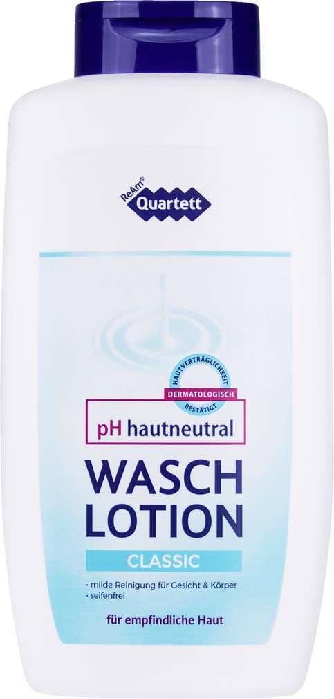 Abbildung des Sortimentsartikels Ream Quartett Waschlotion Classic 500ml