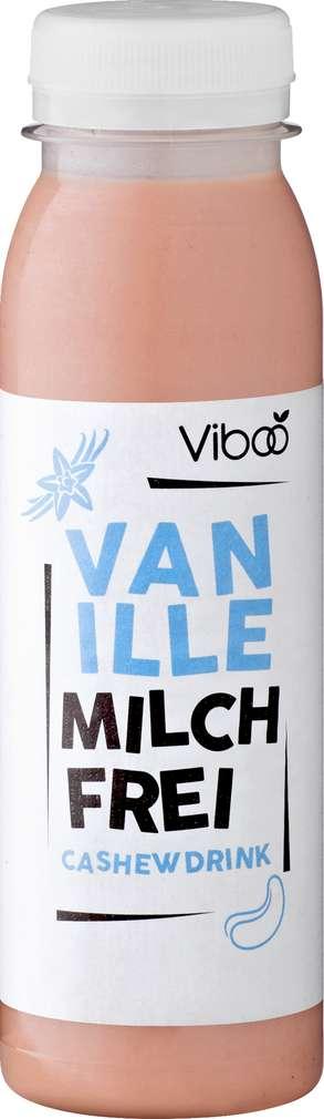 Abbildung des Sortimentsartikels Viboo Vegan Cashewdrink Vanille Sesam, Bourbon.-Van.