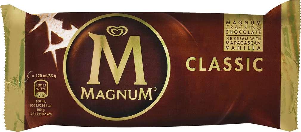 Abbildung des Sortimentsartikels Magnum Magnum Classic 120ml