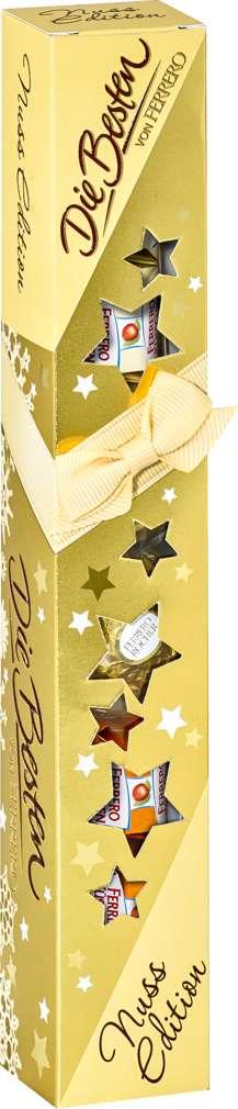 Abbildung des Sortimentsartikels Ferrero Die Besten Nussedition 78g