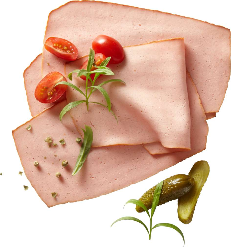 Abbildung des Sortimentsartikels K-Purland Delikatess-Fleischkäse, fein
