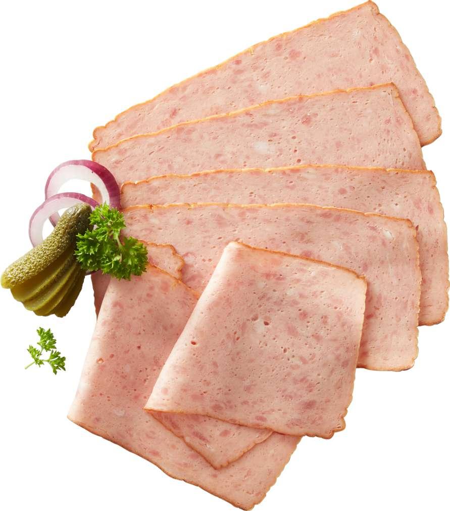 Abbildung des Sortimentsartikels K-Purland Delikatess - Fleischkäse, grob