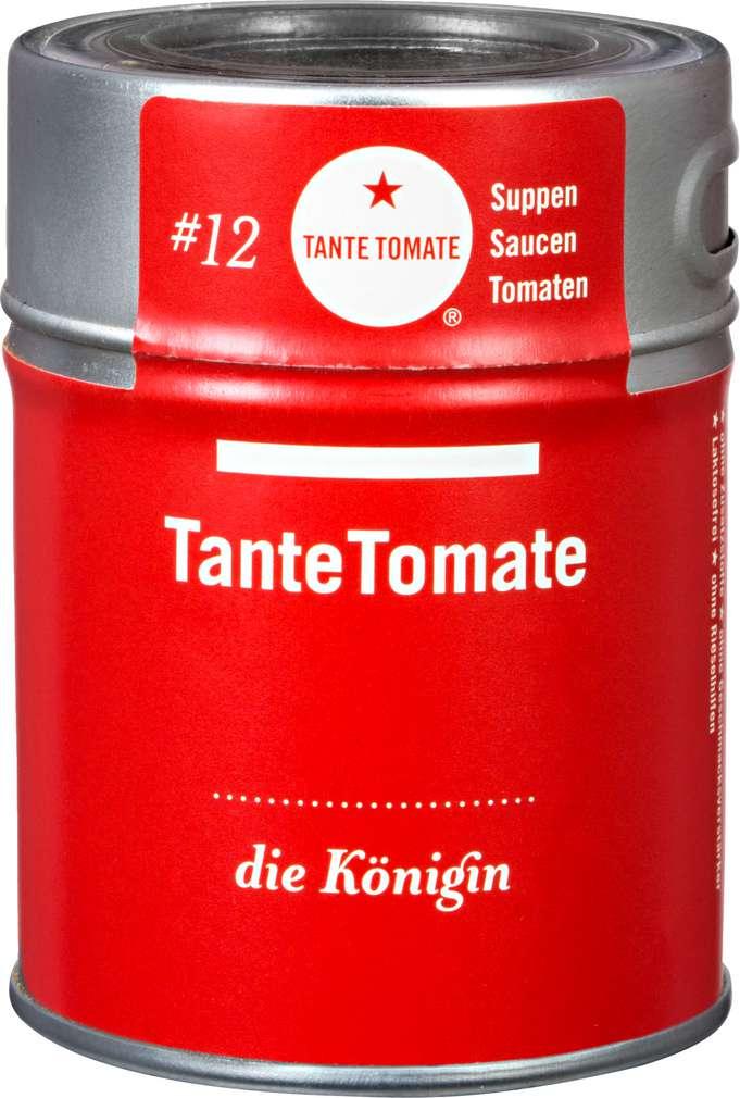 Abbildung des Sortimentsartikels Tante Tomate Tomatensuppen Würzmischung 50g