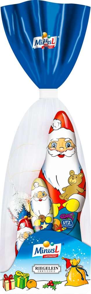 Abbildung des Sortimentsartikels MinusL Weihnachtsmischung Riegelein 111g