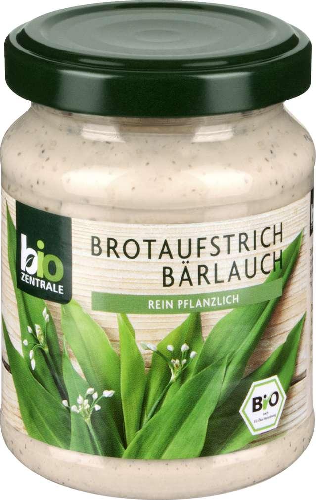 Abbildung des Sortimentsartikels Bio-Zentrale Brotaufstrich Bärlauch 125g