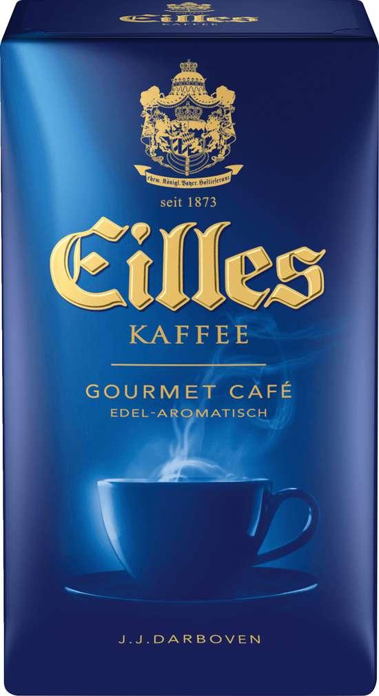 Abbildung des Sortimentsartikels Darboven Eilles Gourmet Café 500g