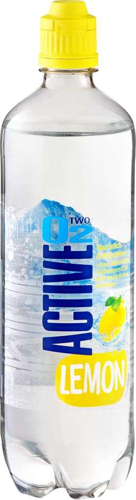 Abbildung des Sortimentsartikels Active O2 Lemon 0,75l