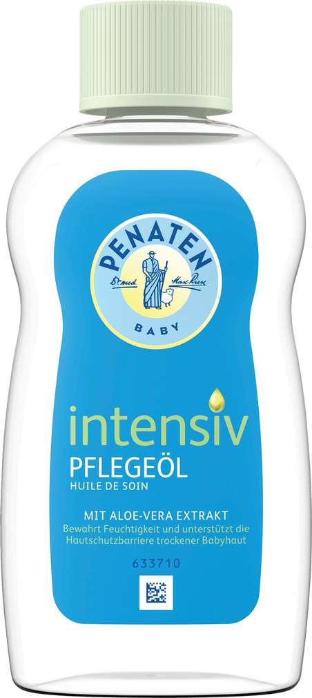 Abbildung des Sortimentsartikels Penaten Baby Intensiv-Pflege-Öl Aloe Vera 200ml