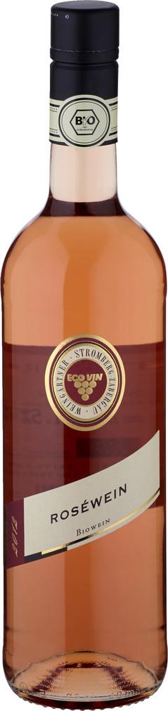 Abbildung des Sortimentsartikels Weingärtner Stromberg-Zabergäu Roséwein 0,75l