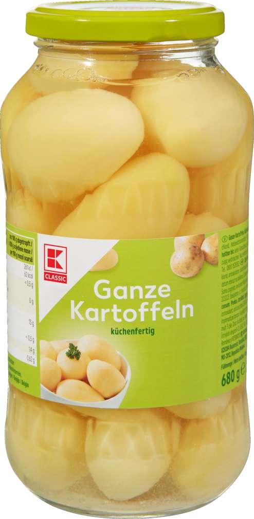 Abbildung des Sortimentsartikels K-Classic Kartoffeln küchenfertig 680g