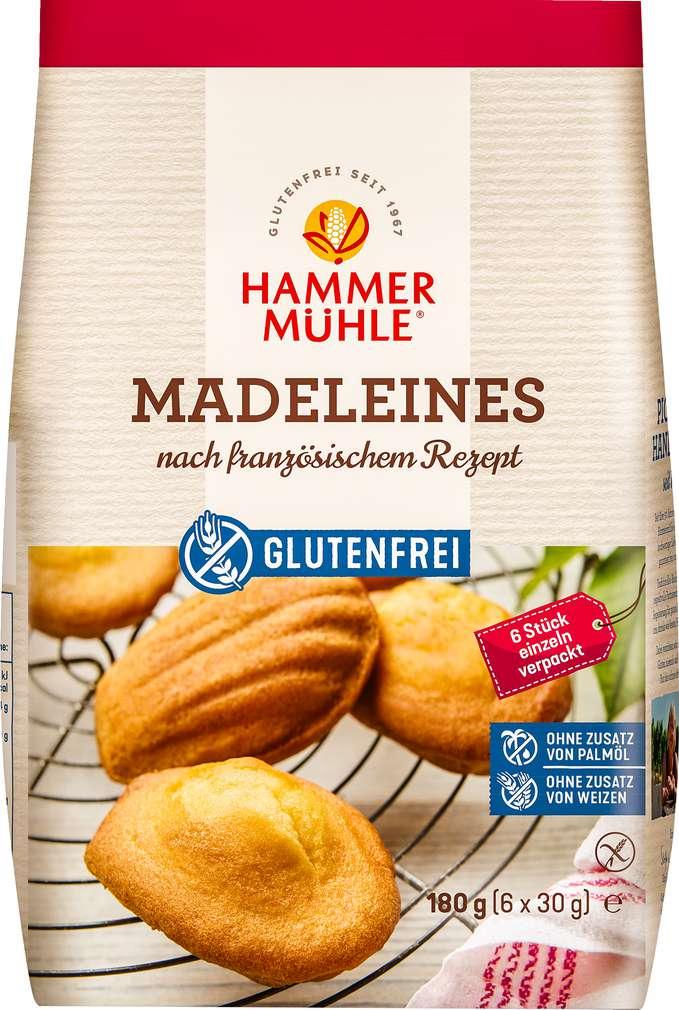 Abbildung des Sortimentsartikels Hammermühle Madeleines gf 180g