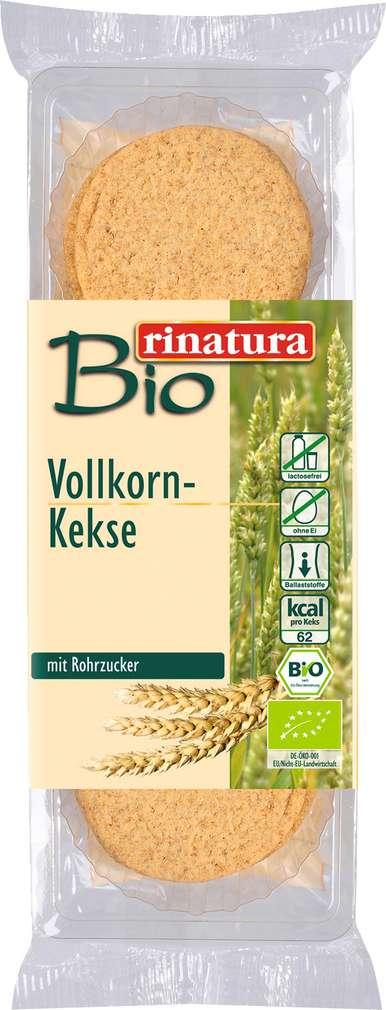 Abbildung des Sortimentsartikels Rinatura Vollkorn-Kekse 12 Stück