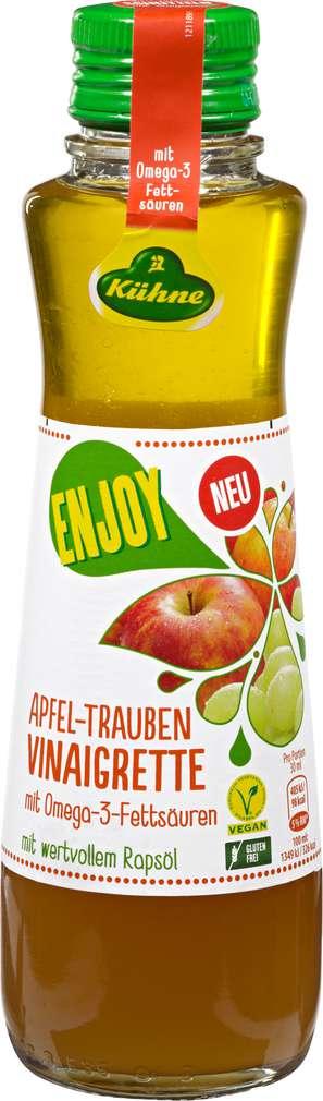 Abbildung des Sortimentsartikels Kühne Enjoy Apfel-Trauben Vinaigrette 300ml