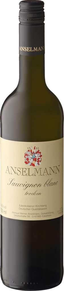 Abbildung des Sortimentsartikels Weingut Anselmann Sauvignon Blanc 0,75l