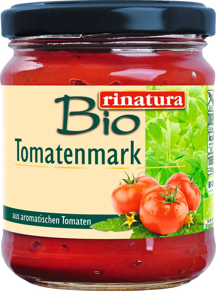 Abbildung des Sortimentsartikels Rinatura Bio Tomatenmark 200g
