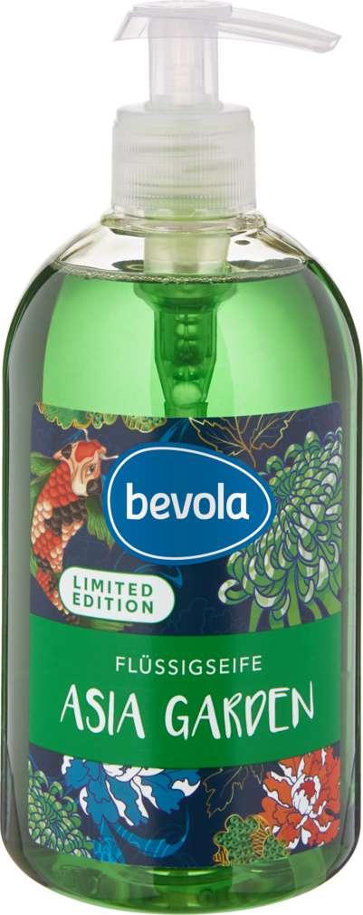 Abbildung des Sortimentsartikels Bevola Flüssigseife Limited Edition Asia 500ml