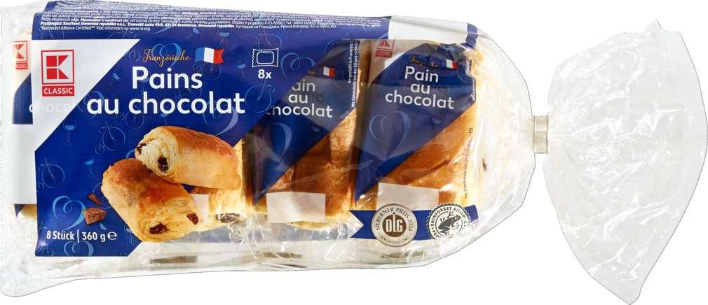 Abbildung des Sortimentsartikels K-Classic Pains au Chocolat 360g