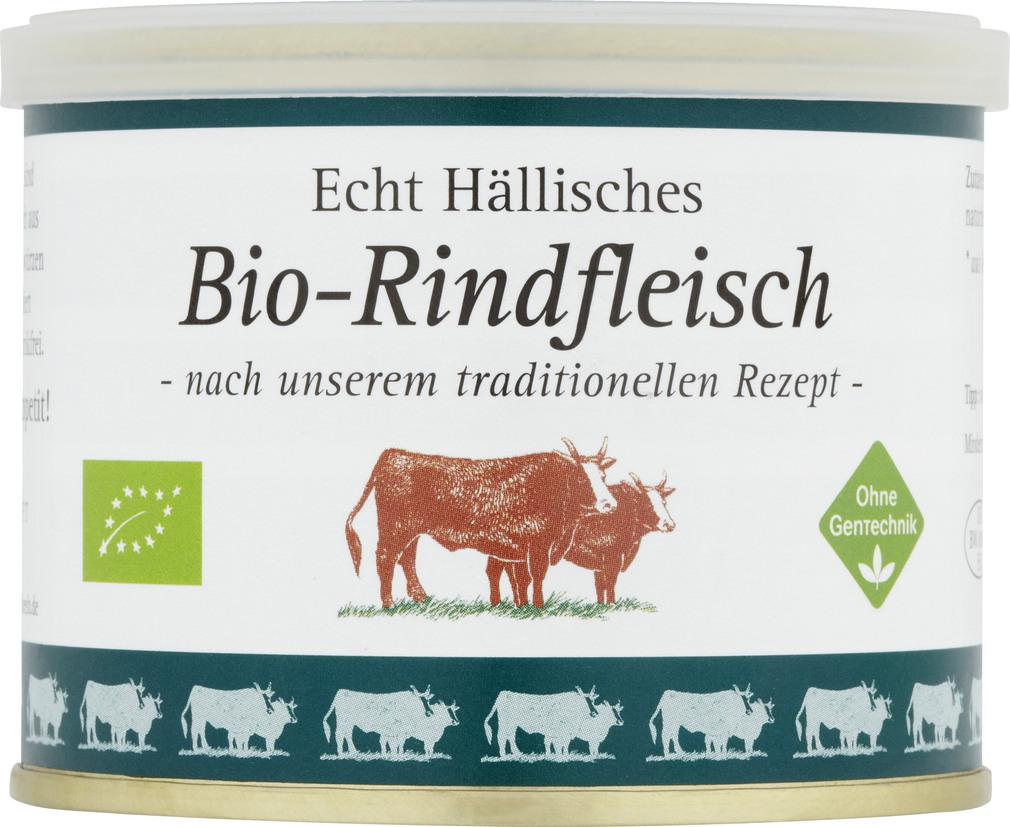 Abbildung des Sortimentsartikels BESH Echt Hällisches Bio-Rindfleisch 200g