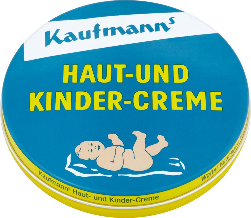 Abbildung des Sortimentsartikels Kaufmanns Haut- und Kinder-Creme 75ml