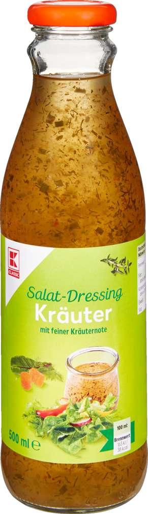 Abbildung des Sortimentsartikels K-Classic Salatdressing Gärtnerin 500ml