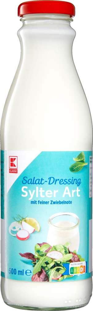 Abbildung des Sortimentsartikels K-Classic Salatdressing Sylter Art 500ml