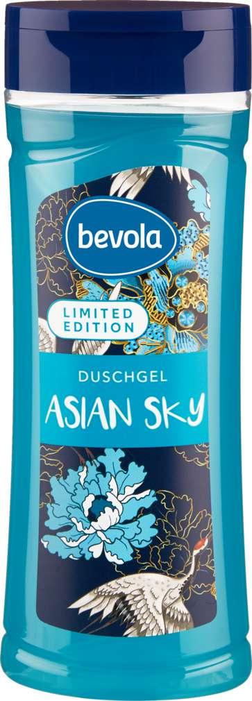 Abbildung des Sortimentsartikels Bevola Duschgel Limited Edition Asia Blau 300ml