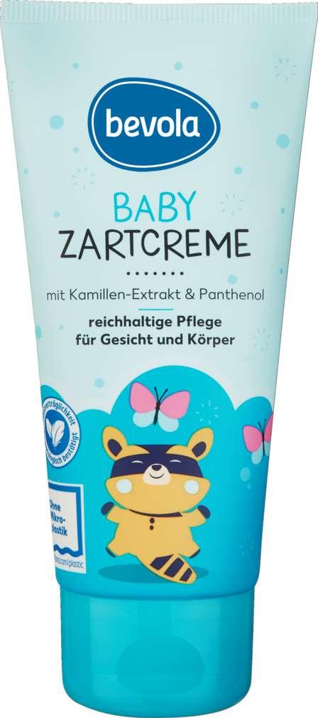 Abbildung des Sortimentsartikels Bevola Baby Zartcreme 100ml