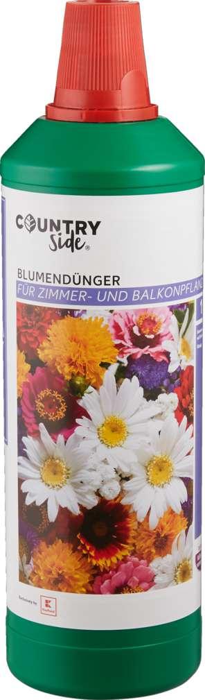 Abbildung des Sortimentsartikels Countryside Blumendünger 1l
