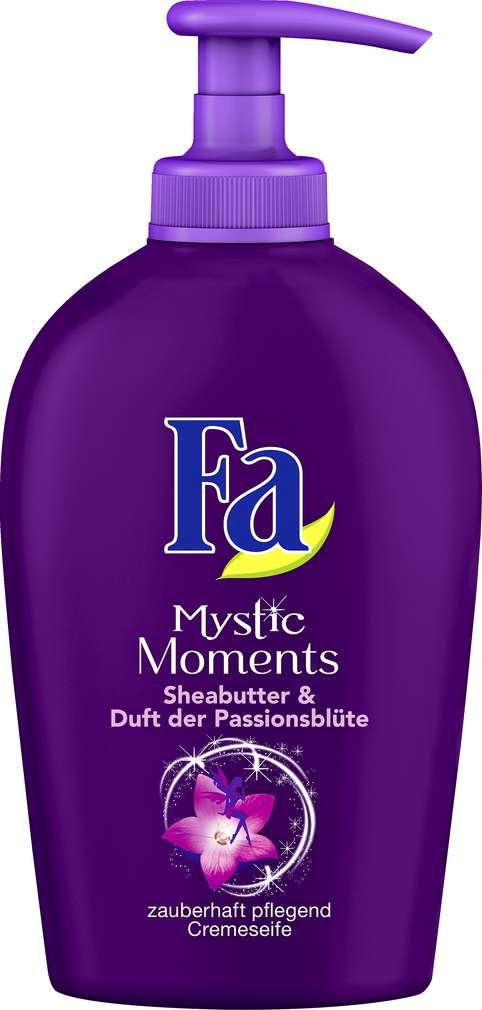Abbildung des Sortimentsartikels Fa Cremeseife flüssig Sheabutter & Passionsblüte 250ml