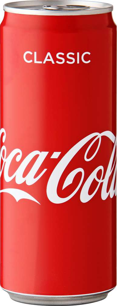 Abbildung des Sortimentsartikels Coca-Cola 0,33l