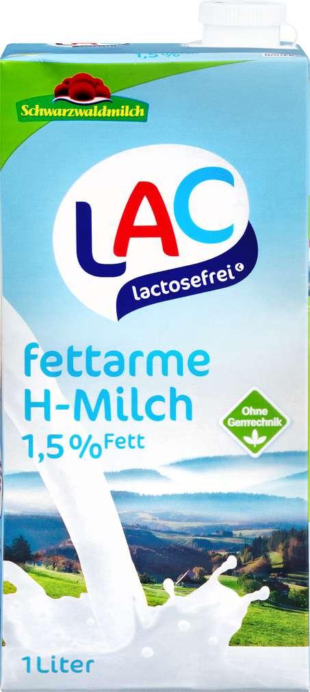 Abbildung des Sortimentsartikels Schwarzwaldmilch Laktosefreie H-Milch 1,5% Fett
