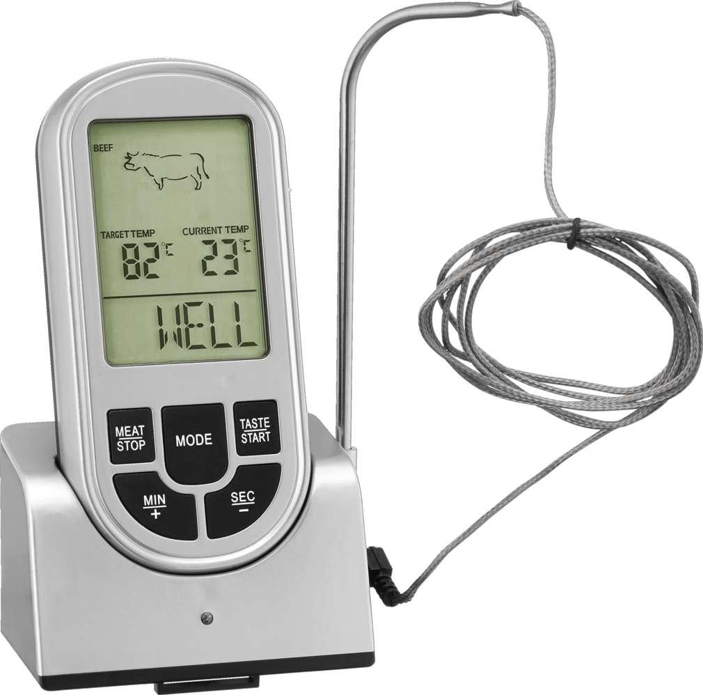 Abbildung des Sortimentsartikels K-Classic Grillthermometer